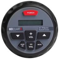Mbquart Bluetooth Enabled Gauge Mount Radio