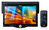 "New PLD75MU Car In Dash 7"" TFT Monitor With DVD USB SD AM/FM-RDS Radio Receiver"
