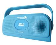 Pyle PBTW20BL Surf Sound 2-In-1 Waterproof Wireless Bluetooth Stereo Speaker ...