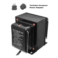New PVTC2020U Step Up/Down 2000 W Voltage Converter Transformer USB AC 110/220V