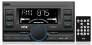 New Pyle PLRRR18U Digital Car Audio Receiver AM/FM Radio USB/SD/AUX Input/Remote