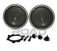 "New Kenwood KFC-P709PS 6.5"" 280W Car Audio Component Speaker Systems Stereo"