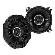 "2) Kicker 43DSC44 D-Series 4"" 120 Watt 4-Ohm 2-Way Car Audio Coaxial Speakers"