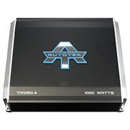 Autotek TA10504 TA Series 1000 Watt, 4 Channel Amplifier