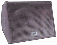 "Dj Speaker 12"" 2-Way Monitor Style;Zebra"