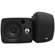 Pyle PDWR64BTB Waterproof and Bluetooth 6.5'' Indoor/Outdoor Speaker System, 800 Watt, White, Pair