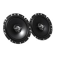 "JVC CS-DR1720 300-Watt 6.75"" Inch 2-Way Black Coaxial Car Speakers"