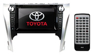 Pyle PTOYCAM12 2012 Toyota Camry OEM Replacement Stereo Receiver, Plug-and-Play Direct Fitment Radio Head unit
