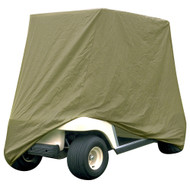 Armor Shield Golf Cart Storage Cover 2 Passenger In Olive Color
