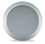 New PDIC81RDSL Pair 8-Inch 2-Way In-Ceiling Round Speaker System-250 Watt/Silver
