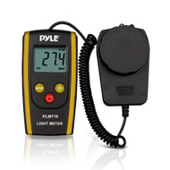 Pyle PLMT16 - Digital Handheld Photography Light Meter with  - Measures Lux (200,000 LUX MAX Range)