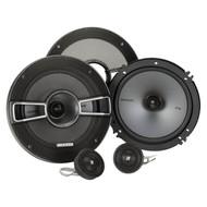 """New Kicker 41KSS654 6.5"""" Inch 250 Watt Car Audio Stereo Component Speakers Pair"""