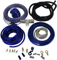 New Cadence WK81 Complete 8 Gauge Wire Amplifier Kit Wiring Kit