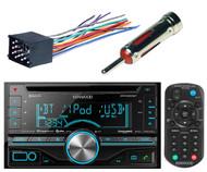 BMW Car Installation Wire Harness/ Wire Harness, Double Din USB CD AUX Car Radio