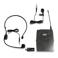 Pyle Wireless Microphone Home Audio/Video Product,Black (PUSBMIC43)