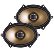 "New Pair Polk Audio Car Audio 5"" X 7"" 2-Way Car Audio Speakers 180 Watts Max"