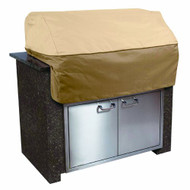 Armor Shield Patio Island Grill Top Cover Fits Island Grill Top Upto 57''L x 29''W x 26''H