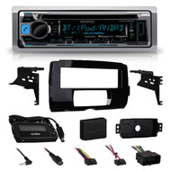 2014-15 HARLEY TOURING MARINE RADIO INSTALL ADAPTER FLHT FLHTC CD DASH KIT FLHX