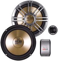 "Polk 6.5"" Inch 2-Way Car Marine Motorcycle Component Speaker System"