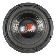 "1000 Watt 10"" High Power Dual 4-Ohm Voice Coil Subwoofer"