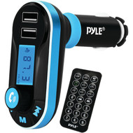 Pyle PBT92 Bluetooth FM Transmitter & Hands-Free Car Charger Kit
