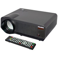New Pyle PRJLE84H LED Widescreen Projector with Up To 120-Inch Viewing Screen