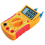 New PLTM35 Digital LCD Multimeter Measures DC Volt AC Volt DC Current and Diode