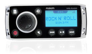 Fusion MS-RA50 AM/FM/AUX/iPod-iPhone/Bluetooth Ready Black Marine Stereo Receiver