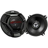 "JVC CS-DR520 5.25"" Inch 2-Way Black Car Coaxial Speakers"