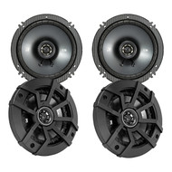 "2 X Kicker 43CSC674 6.75"" 300W 4 Ohm 2-Way Coaxial CS Series Car Audio Speakers"