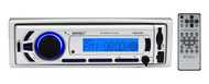Enrock EKMR256BT In-Dash Marine Bluetooth Receiver Multimedia System with USB/SD and iPod/MP3 Compatibility