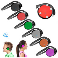 New Pyle PHBT5 Bluetooth Streaming Wireless Headphone/Built in Cell Phone Mic All Colors