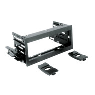 Scosche Dash Kit for 1995-02 General Motors 1500 Series Full Size Truck Kit, Din/Iso