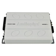 Audiopipe APMAR-4080 1200 Watt Mini-Design 4 Channel Mosfet Marine Amplifier