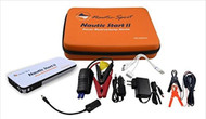 Nautic Sport II NS18600 Heavy Duty 18,600mAh Lithium Reserve Power Source and Mini Jump Starter