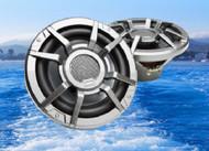 """Clarion CM2223R 8.8"""" 2-Way Marine Audio Speakers (Pair)"""