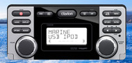 Clarion CMD8 Marine Audio CD Stereo Receiver