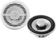 "Clarion CMG1722S 7"" Coaxial 2-Way Marine Audio Water Resistant Speakers (Pair)"