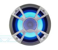 "Clarion CMQ1622RL 6.5"" 200 Watt LED Light Speakers"