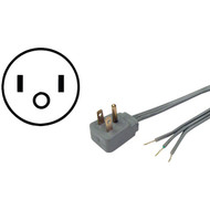CERTIFIED APPLIANCE 15-0350 Power Cord, 13 Amps (3ft) (R-15-0350)