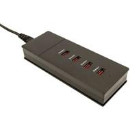 FOXSMART 40104 4-Port USB Power Strip (R-40104)