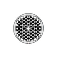 """Rockford Fosgate Pm282 Punch Marine 2-Way 8"""" Speakers - White Housing W/Stainless Steel Grill (R-56374)"""