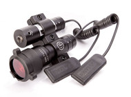 Centerpoint  Class 3R Red Laser Sight Fast Visual Target Acquisition Fit Picatinny & Dovetail Moun (R-74253)