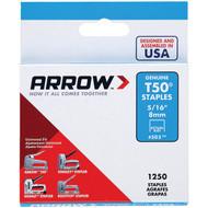"""Arrow 50524 T50(R) Staples, 1,250 pk (5/16"""") (R-AFC50524)"""
