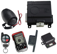 Omega 1 Mile Color 2-Way Security & Remote Start Alarm Combo (Replacement remote-15607) (R-AL2060EDPB)