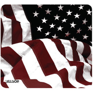 ALLSOP 29302 Old-Fashioned American Flag Mouse Pad (R-ALS29302)