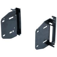 BEST KITS BKCDK642 In-Dash Installation Kit (Chrysler(R)/Dodge(R)/Jeep(R) 2007-2013 Double-DIN Brackets) (R-AOABKCDK642)