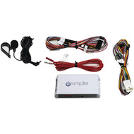 ISIMPLE ISGM751 CarConnect 3000 Smartphone Interface (For Select 2006-2014 GM(R) LAN) (R-AOAISGM751)