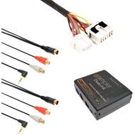 ISIMPLE ISNI531 Dual Auxiliary Audio-Input Interface (For select Nissan(R)/Infiniti(R)) (R-AOAISNI531)