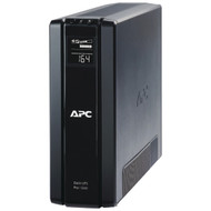 APC BR1500G Power-Saving Back UPS RS System (Output Power Capacity: 1,350VA/865W; 10 Outlets--5 UPS/Surge, 5 Surge Only) (R-APCBR1500G)